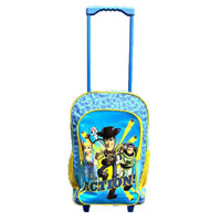 Official Toy Story Action Deluxe Trolley Backpack