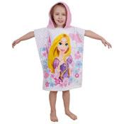 Kids Disney Princess Dreams Towel Poncho