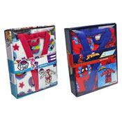 My Little Pony/Spiderman Dressing Gowns in Gift Box