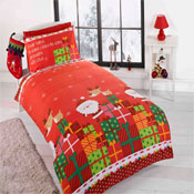 Childrens Christmas Bedding - Dear Santa