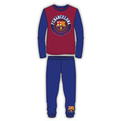 Older Boys Football Pyjama Set Barcelona