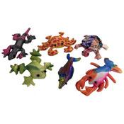 Sea Life Sand Animals Set