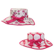 Girls Summer Hats with Wide Brim