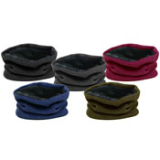 Unisex Soft Cosy Fleece Liner Neck Warmer