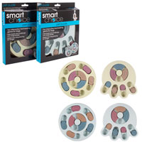 Smart Choice Puzzle Treat Game For Dogs