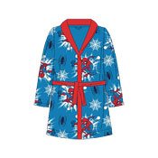 Kids Spiderman Dressing Gowns in Gift Box