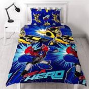 Transformers Hero Reversible Duvet Set