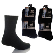 Man Basics Elastane Socks