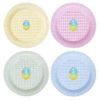 Paper Plates 8 Pack