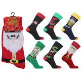 Mens 1 Pack Christmas Socks Novelty Design