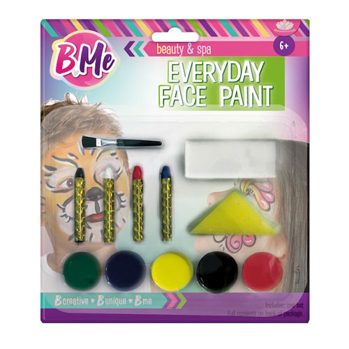 Everyday Face Paint