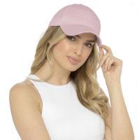 Adult Baseball Cap In Pink