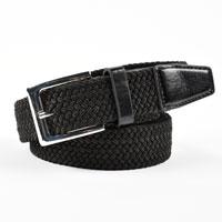 Black Stretchy Belt
