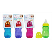 Wide Neck Baby Feeding Bottle 250ml