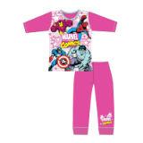 Official Girls Older Marvel Comics Pyjamas