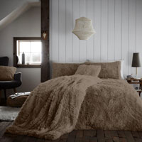 Hug And Snug Duvet Set Mink