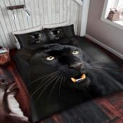 Black Panther Duvet Set