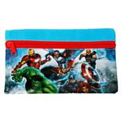 Avengers Flat Pencil Case