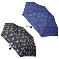 Cluster Floral Supermini Umbrella