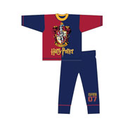 Boys Harry Potter Gryffindor Pyjamas