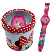 Children's Watch in a Box Disney Minnie Mouse