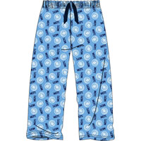 Official Mens Manchester City Lounge Pants