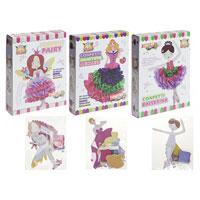 Confetti Ballerina - Fairy - Princess Craft Set