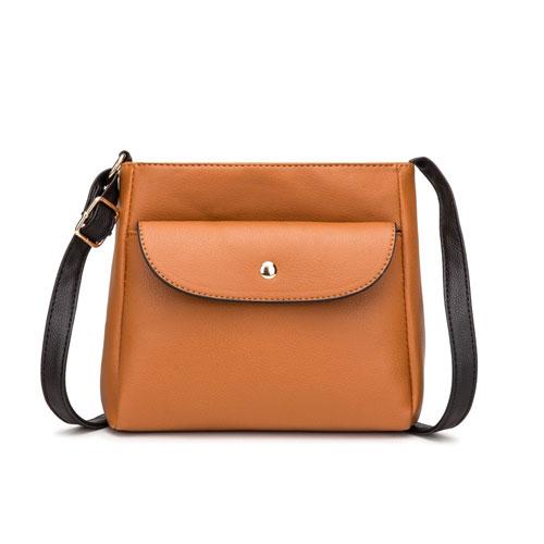 Thrin Cross Body Bag Brown