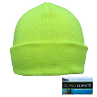 Mens Yellow Double Layer Hat