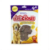 Chicken & Liver Duo Biscuit Snacks Dog Treats
