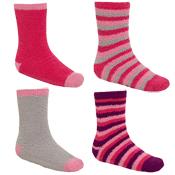Ladies Super Soft Pastel Lounge Socks