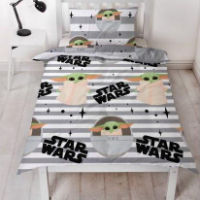 Official Star Wars Mandalorian Duvet Set