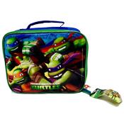 3 Piece Teenage Mutant Ninja Turtles Lunch Bag Set