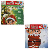 Elf Hanging Height Wall Chart