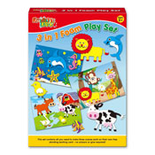3 In 1 Designs Foam Play Set