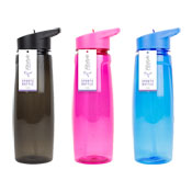 Coloured Sports Drinking Water Bottle 750ml