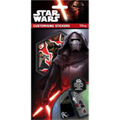 Star Wars The Force Awakens Customising Stickers