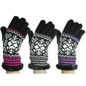 Ladies Rockjock Gloves