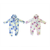 All-In-One Fleecy Baby Suit