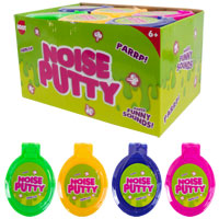 Toilet Parp Putty
