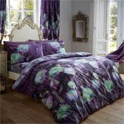 Prism Purple Duvet Set
