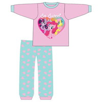 Official Baby Girls My Little Pony Snuggle Fit Pyjamas