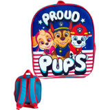 Official Paw Patrol Premium Backpack Proud Pups