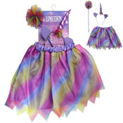 Unicorn Dress Up With Accessories Set