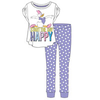 Ladies Official Daisy Duck Pyjamas