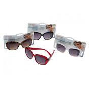 Ladies Heart Detail Fashion Sunglasses