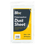 Bloc Dust Sheet