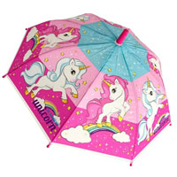 Childrens Unicorn Umbrella