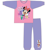 Girls Toddler Minnie Mouse Snug Fit
