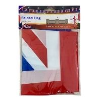 Folded Union Flag